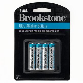 AAA Batteries (4-Pack)
